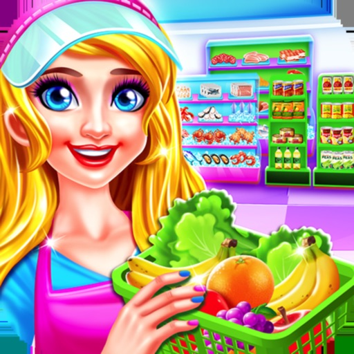 Supermarket Girl Cleanup