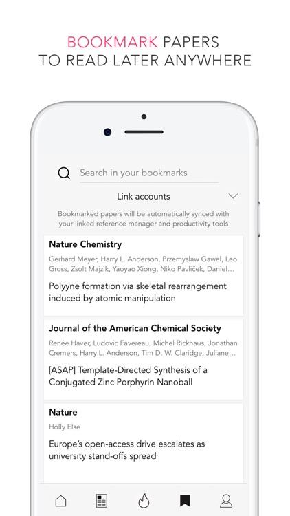 RESEARCHER: Academic Journals screenshot-5