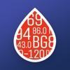 グルコースバディ: 糖尿病トラッカー