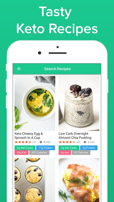 Carb Manager: Keto Diet App