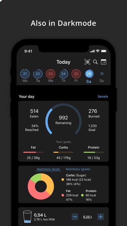 Fddb - Calorie Counter & Diet screenshot-6