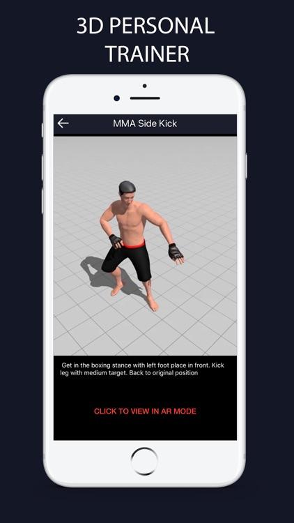 Kickboxing Fitness Trainer screenshot-3