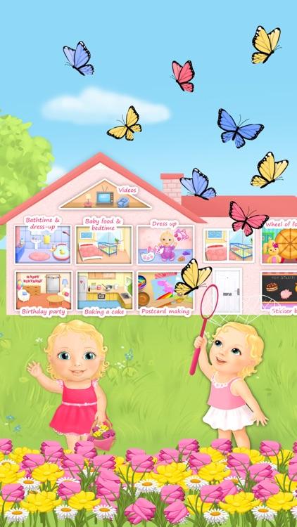 Sweet Baby Girl Dream House 2 screenshot-0