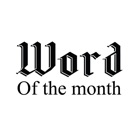 The Word of the Month icon