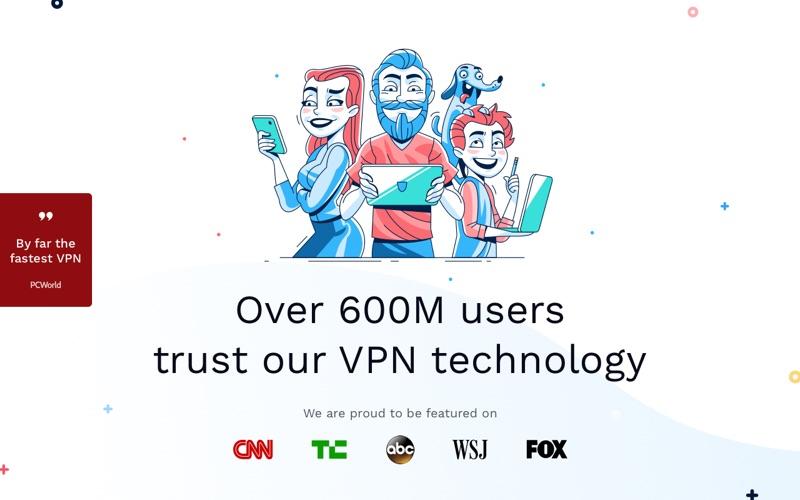 Top 10 Apps like HotspotShield VPN & Wifi Proxy in 2019 for