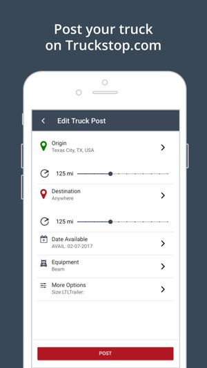 Truckstop Mobile on the App Store