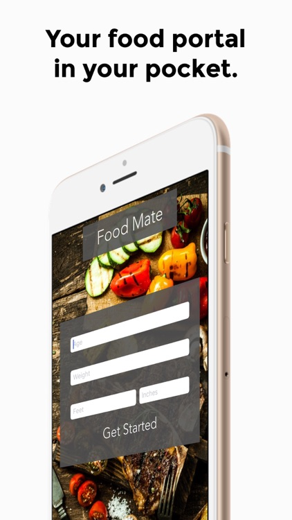 FoodMate - Calorie Companion screenshot-0