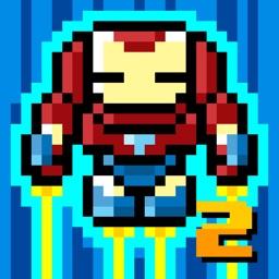 Invincible Iron Warrior 2