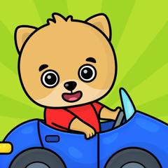 Spiele für Kinder - Autospiele