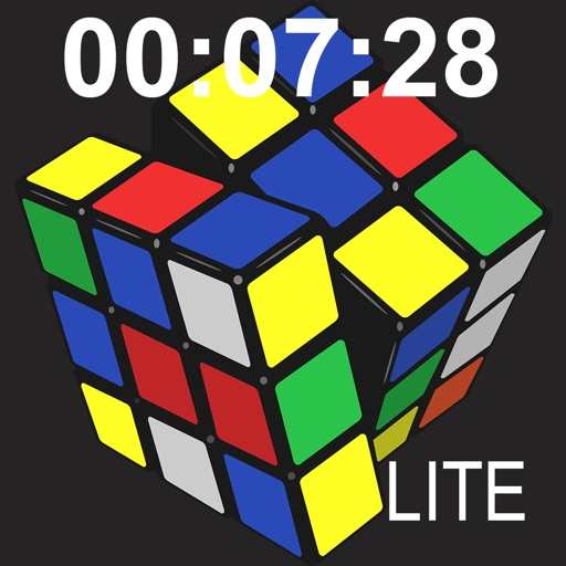 Cube Timer & Scrambler LITE
