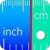 定規, 巻尺 - iPhoneアプリ