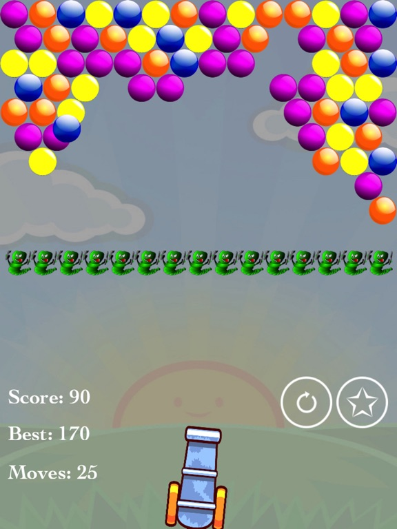 Bubble Shooter : Ball Pop screenshot 9