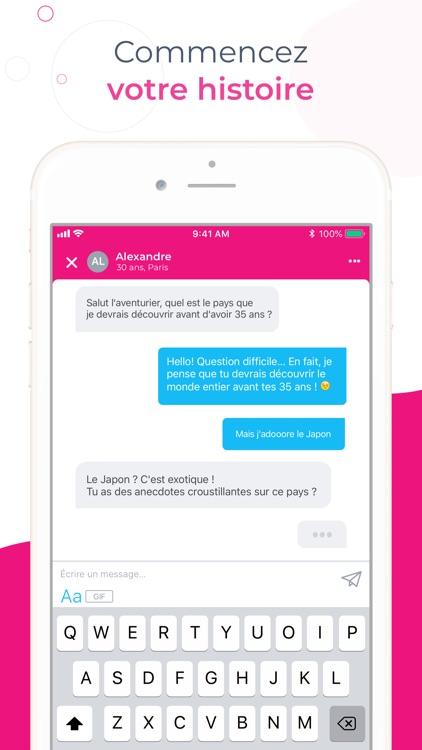 Meetic - Flirt et Rencontre screenshot-3