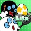 白黒オバケのゲーム絵本「にげるタマゴ」Lite