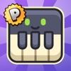 マイミュージックタワープレミアム:ピアノタイルタイクーン - iPadアプリ