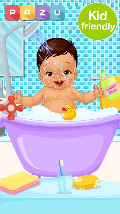 Chic Baby-Dress up & Baby Care screenshot-5