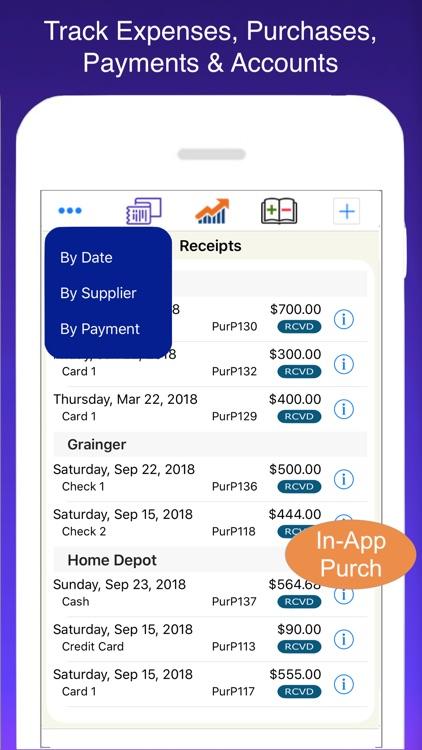 Invoice Maker Pro Business screenshot-7