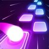 Tiles Hop:リズムゲーム - iPadアプリ