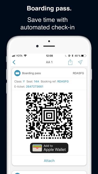 Screenshot for App in the Air in Azerbaijan App Store