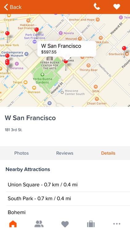 Hotel Planner - Tonight Deals screenshot-4