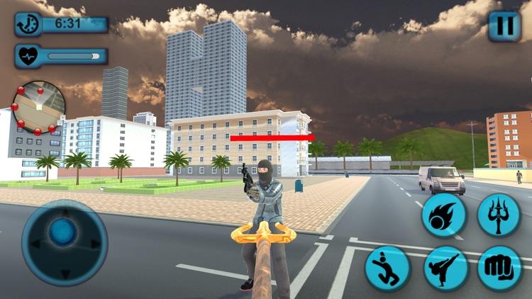 Superhero Crime Fighter screenshot-6