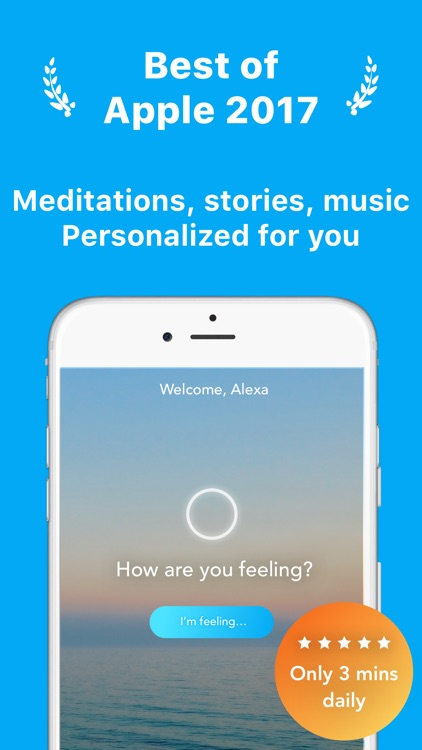 Aura: Calm Anxiety & Sleep