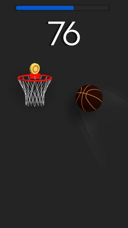 Dunk Stroke - 3D Pocket Basket screenshot-3