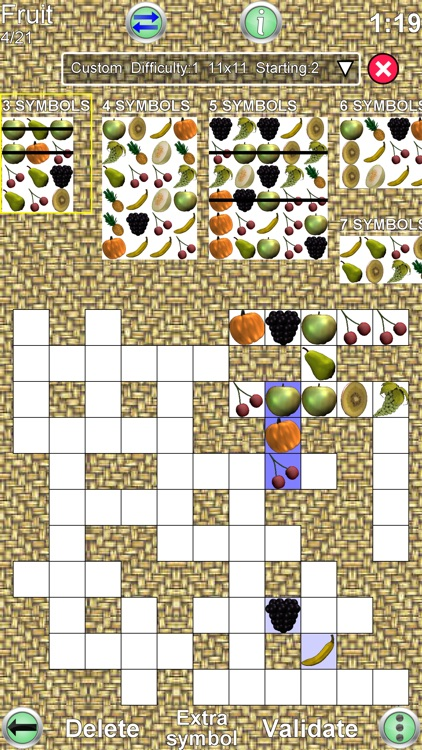 Number Fit Puzzle screenshot-5