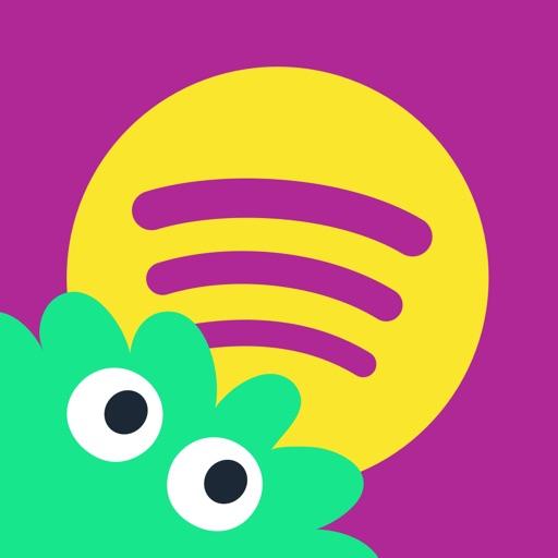 Spotify Kids iOS App