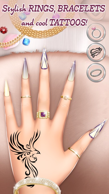 Manicure & Pedicure Nail Salon screenshot-3