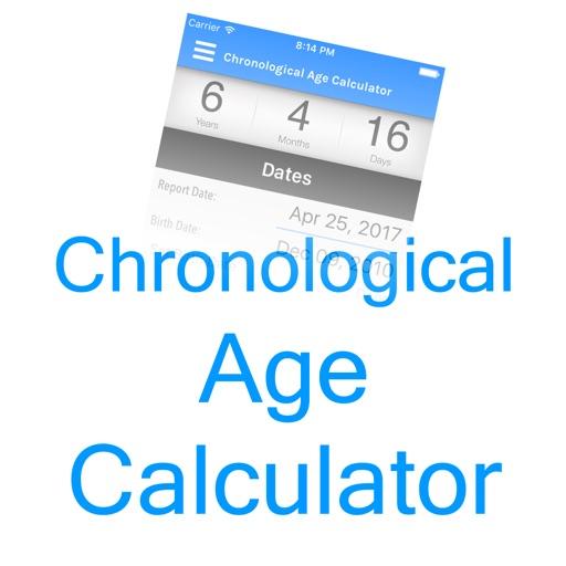 Chronological Age Calculator