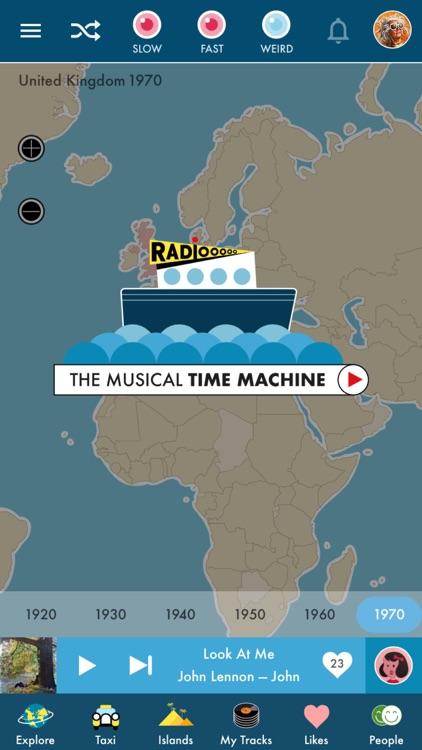 Radiooooo screenshot-0
