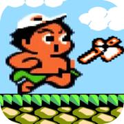 冒险岛FC-模拟红白机经典电玩游戏