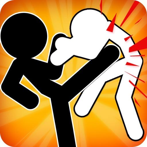Stickman Fighter : Death Punch