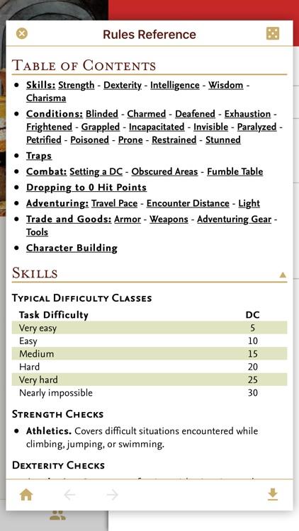Game Master 5th Edition screenshot-4