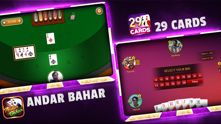 Collection of Indian Card Game screenshot-5