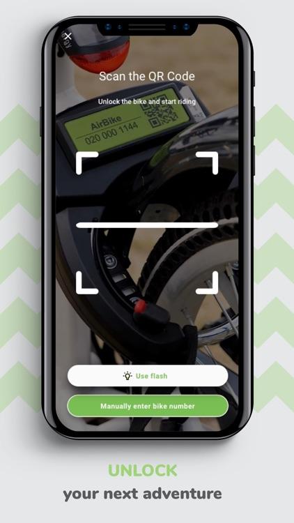 Airbike Bicycle Sharing screenshot-3
