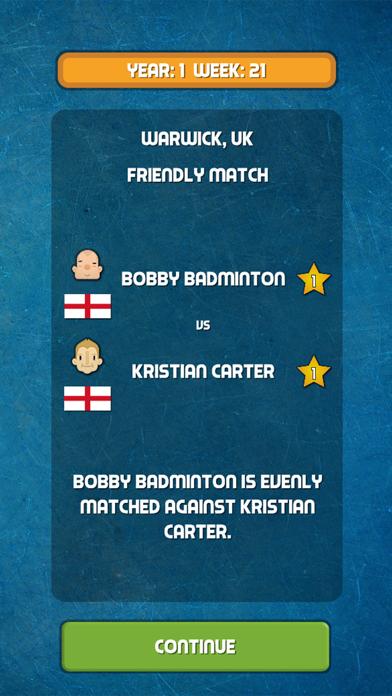 Badminton Manager screenshot 3