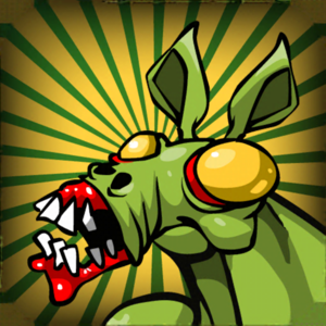 Zombie Attack Madness - Games app