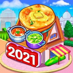 Indian Kitchen Cooking Games
