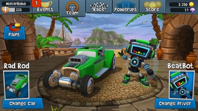 Beach Buggy Racing 2 screenshot 3