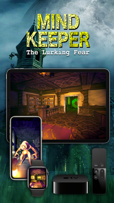 Mindkeeper : The Lurking Fearのおすすめ画像1