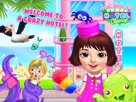 Sweet Baby Girl Hotel Cleanup screenshot 9