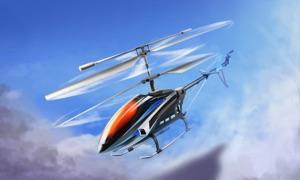 MiniCopter Flight 3D