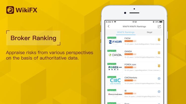 WikiFX-Forex inquiry platform screenshot-3