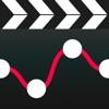 スローモーションベロシティムービー - iPadアプリ