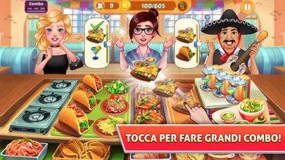 Screenshot of Kitchen Craze Giochi di Cucina4