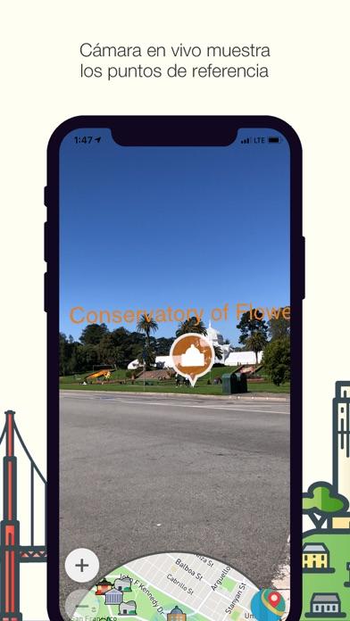 Audio Tour - San FranciscoCaptura de pantalla de1