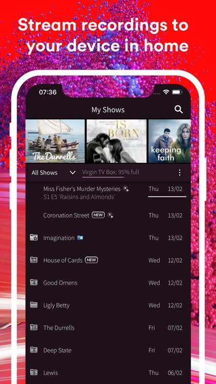Virgin TV Control screenshot-5