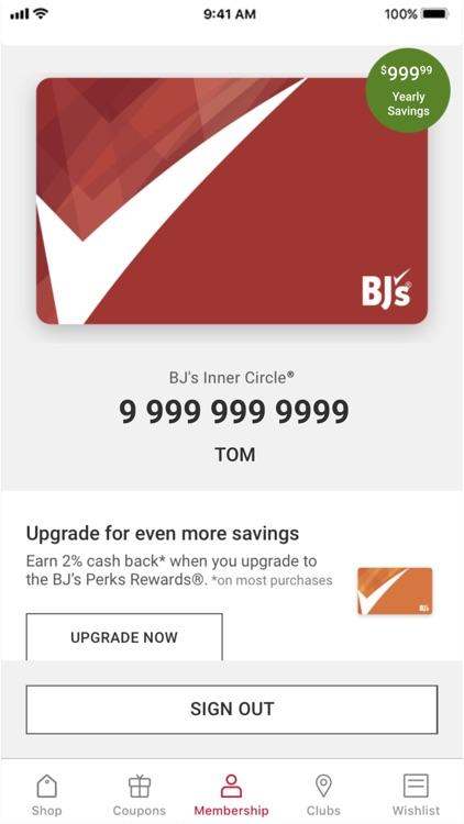 BJs Wholesale Club screenshot-6